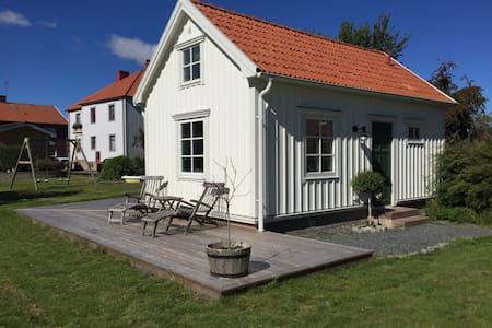 Centralt gårdshus, Lidköping - Lidköping