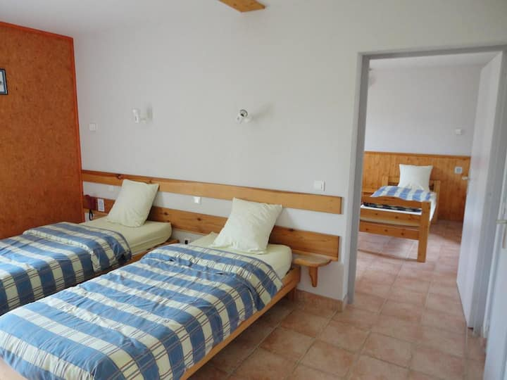 Gites du Major d'home Chambre de 6 personnes G1