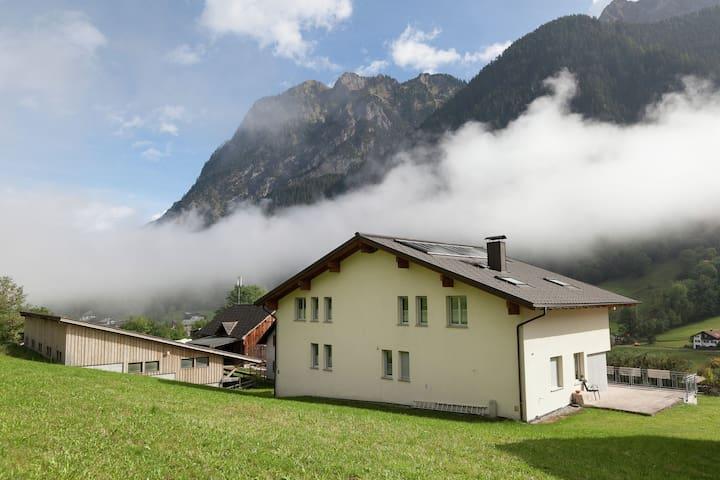 Quiet Chalet in Brand Vorarlberg near Ski Area Brandnertal