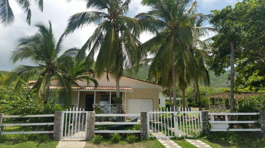 Casa Victoria en Isla de Providencia - Providencia - Dům