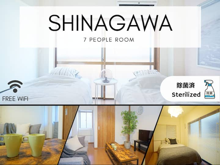 ▼ Sterilized ▼ Room in Central Tokyo ▼ Pocket Wifi
