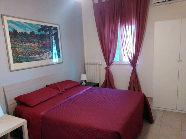 Appartamento in centro , silenzioso e romantico