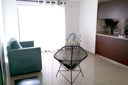 Confortable apartamento - Floridablanca