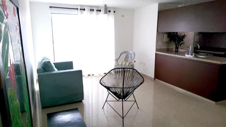 Confortable apartamento
