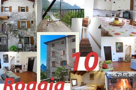 Roggia10 Appartamento in Casa del '500