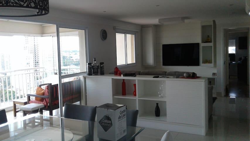 Room: Apartment near Congonhas Airport - São Paulo