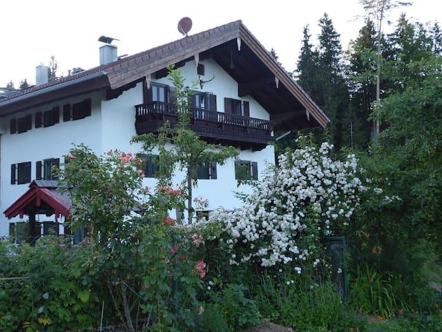 Schneider in Oed Chiemgau ehem. Bauernhof