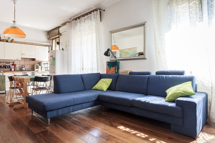 Casa Maki, simply lovely home - Bologna - Apartment