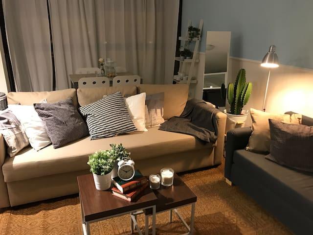 Apartamento Malvarrosa