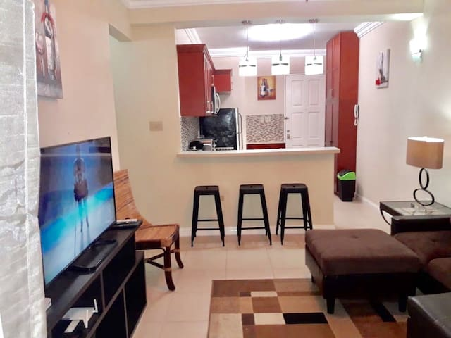 Luxury 2 Bedroom Apartment in Upper St. Andrew
