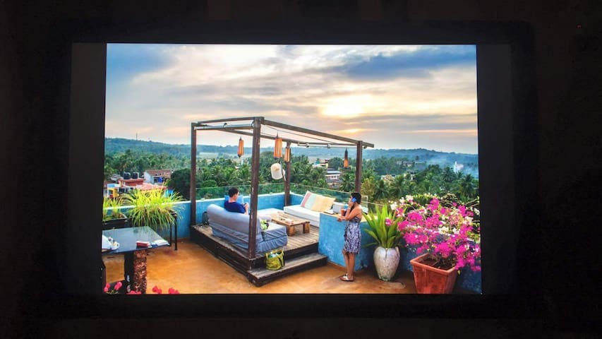 Palolem Penthouse - Canacona - Appartement