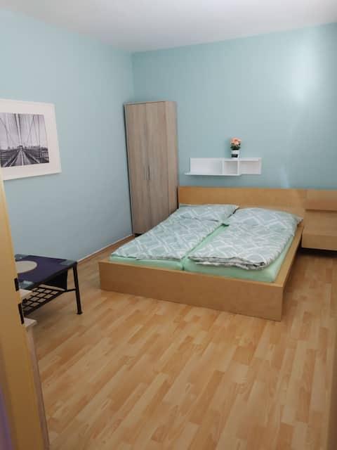 Nově zrekonstruovaný apartmán v blízkosti Brna