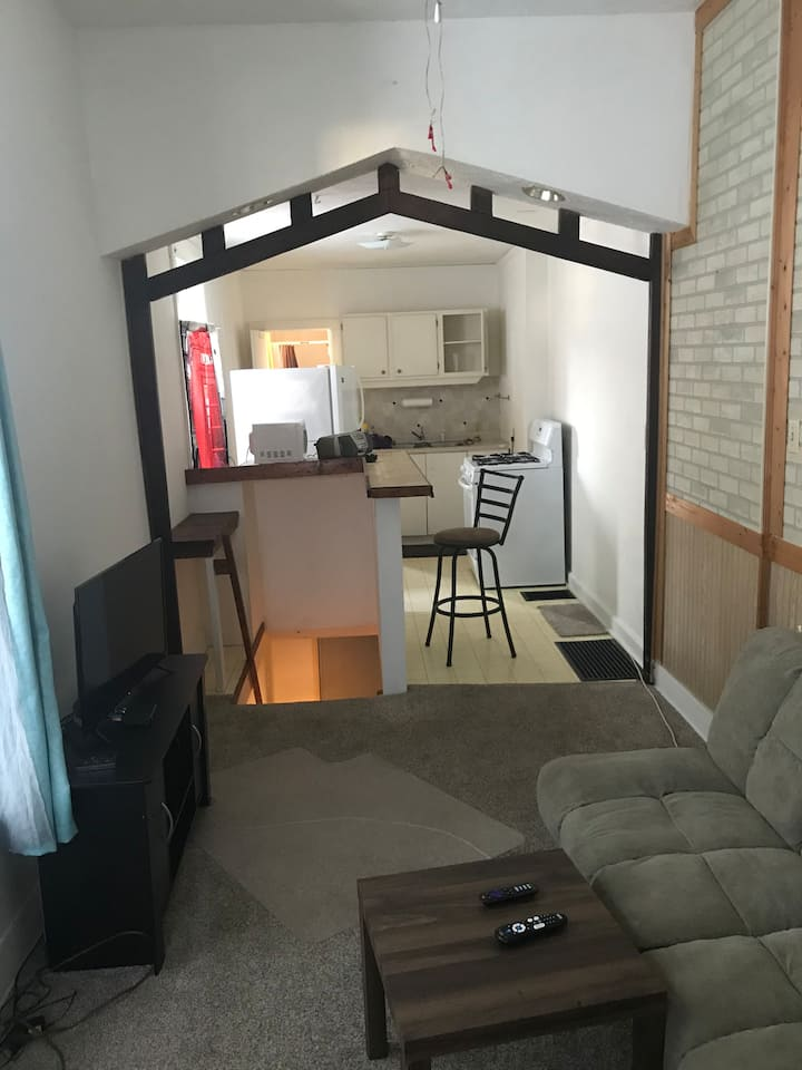 Nice 1 bedroom apt midtown with all the comforts