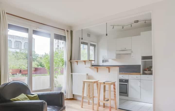 Appartement lumineux ! 42 m2
