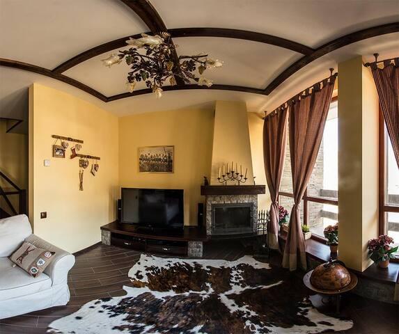 Апартаменты класса люкс Aibga Club - Krasnaya Polyana - Huoneisto