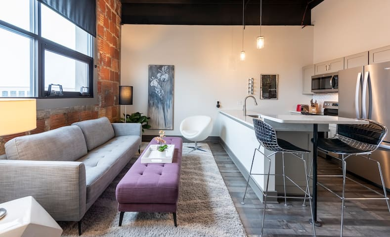 Designed Living in Rochester's Only ApartHotel