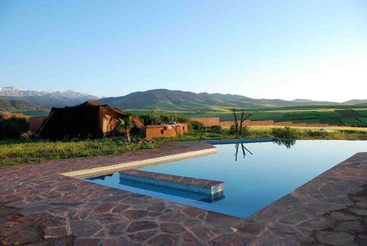 Maîa 32€ par nuit par personne - Marrakesh - Casa de vacances