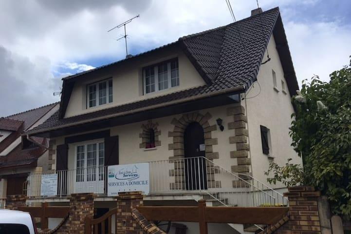 Maison sympa au calme - Tremblay-en-France - House