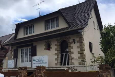 Maison sympa au calme - Tremblay-en-France - Talo