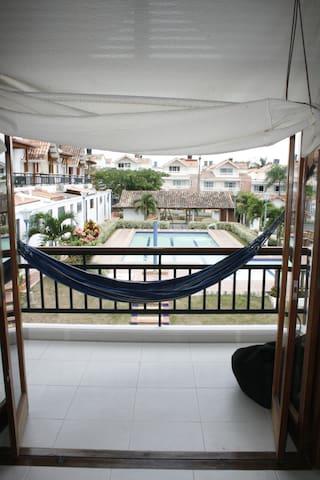 Casa dotada en El Buque para días o meses