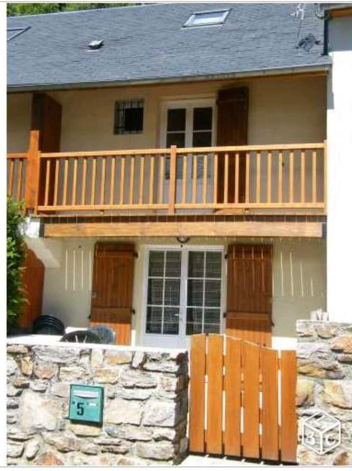 Maison Pyrénées Gèdre Gavarnie