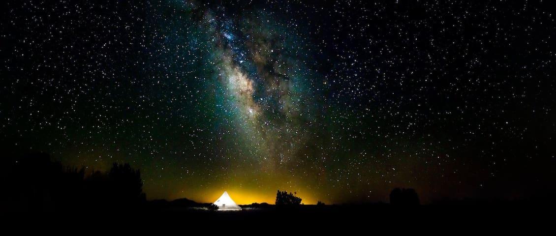 Original Grand Canyon Yurt Camp Under The Stars #4