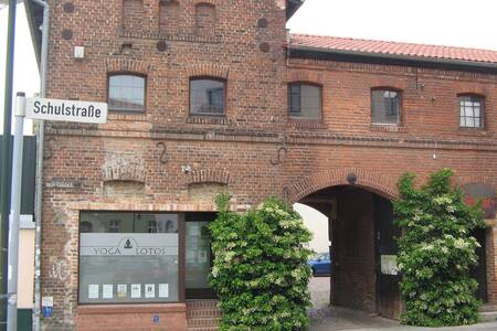 Yoga-Studio in 200-Jähr. Gebäude, 1 h. from Berlin - Strausberg - 其它
