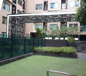 Near Lumpini MRT & Central Park & Silom & Siam. - Bangkok - Apartment