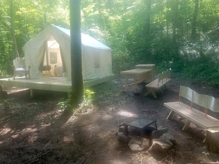 Tentrr Signature Site - Hidden Hilltop Hideaway