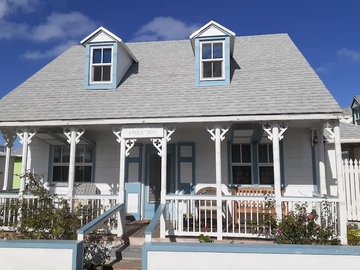 Historic cottage on Green Turtle Cay