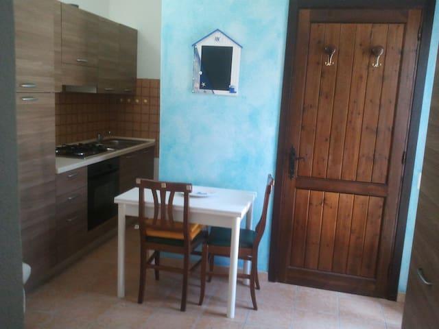 Mini Appartamento in Residence con cortile privato