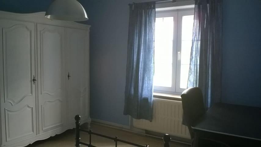 chambre clair