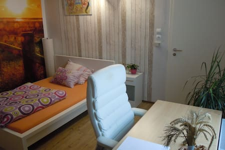 Comfortable room in center with kitchen, terrace - Geseke