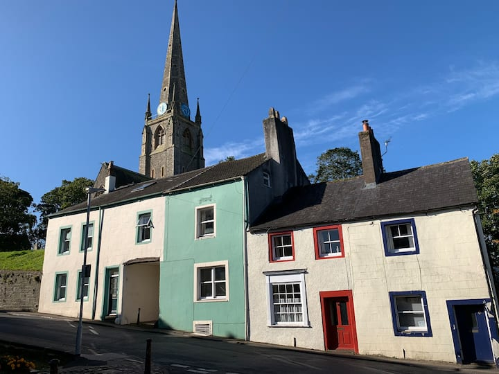 Historic Townhouse in Central Cockermouth