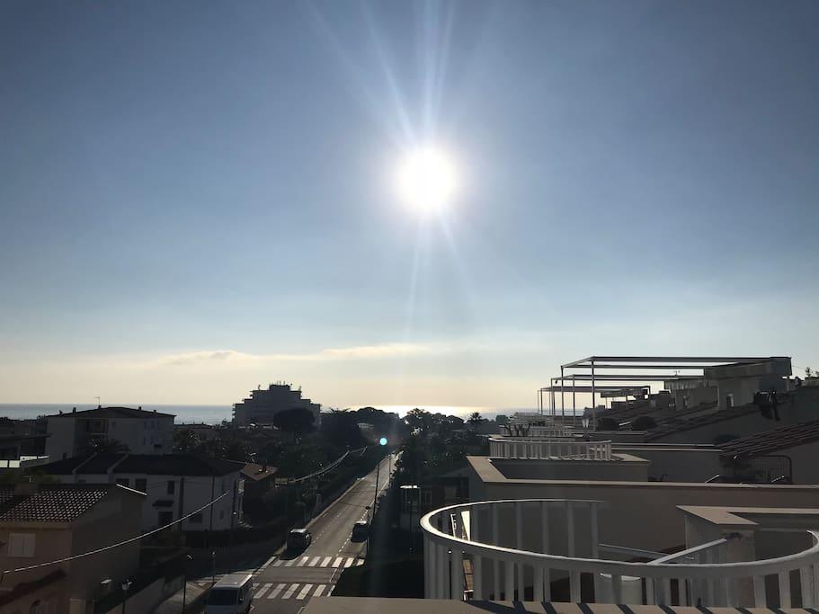 vistas solarium