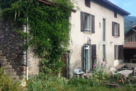 Maison dauphinoise  rénovée - Saint-Pierre-d'Allevard - Hus
