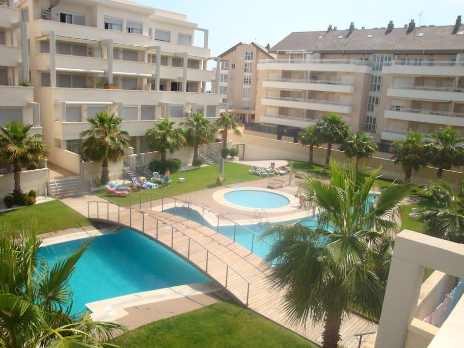 Apartamentos elegance apartamentos en alquiler en denia for Gimnasio denia