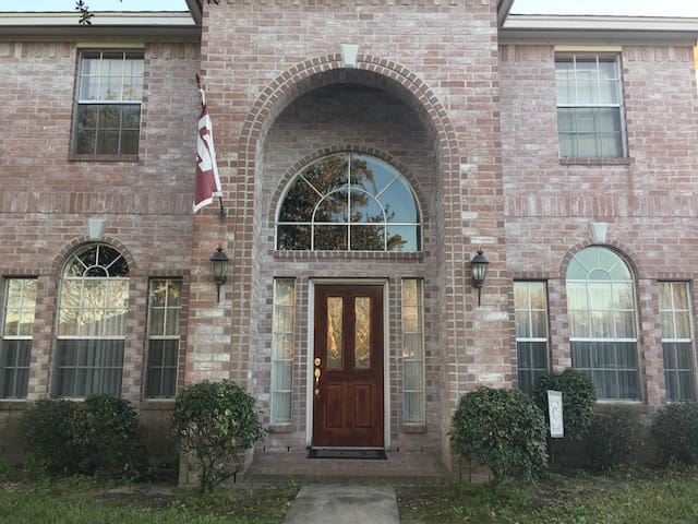 Spacious Living Near Lake Houston - Humble - Huis