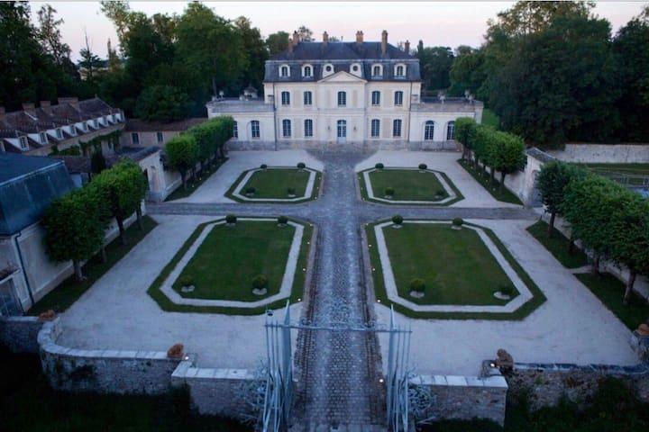 La Vie de Château au Domaine d'Aunoy