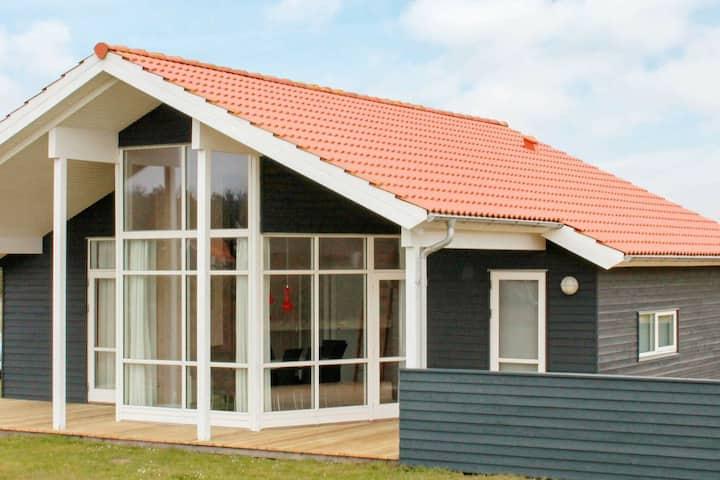 Lussuoso cottage a Ulfborg con vista mare