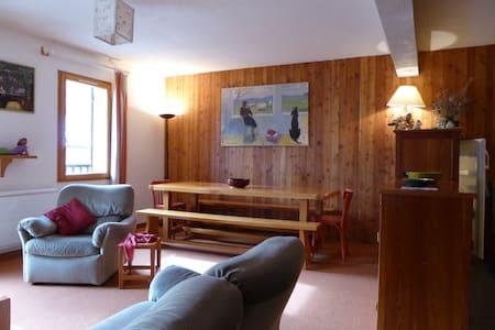 Grand appartement en duplex au Mônetier les Bains - Le Monêtier-les-Bains