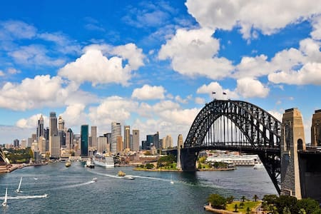 Sydney Harbour Bridge Luxe Studio w/ Perfect Views