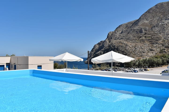 Very close to Kamari Beach !!!!!! - Santorini - Apartament