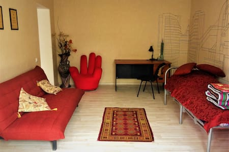 ArtApartment - cozy,spacious,good location!