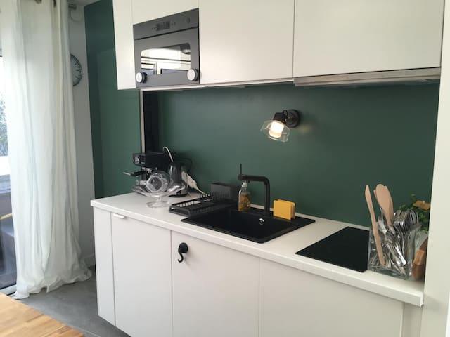 Studio Cosy à Bordeaux sur la ligne tram D