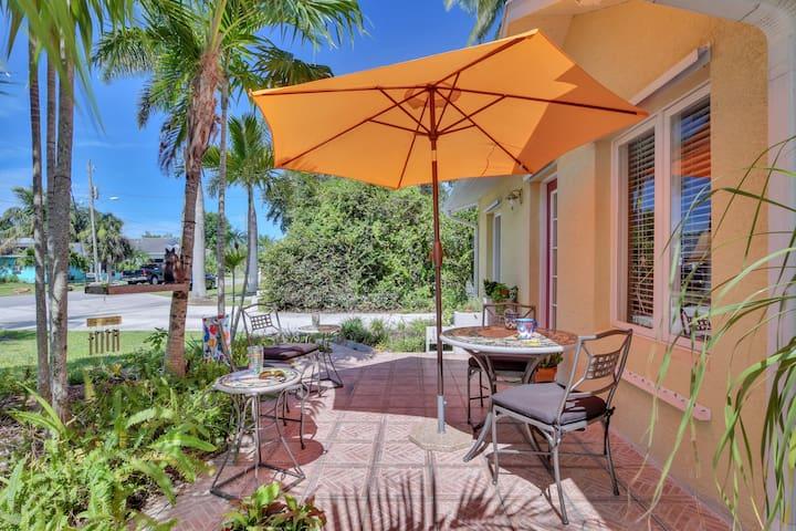 Your Naples Garden Guest Home