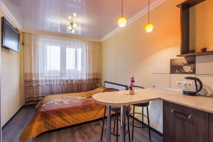 Apartments on Selezneva 4/13 Б