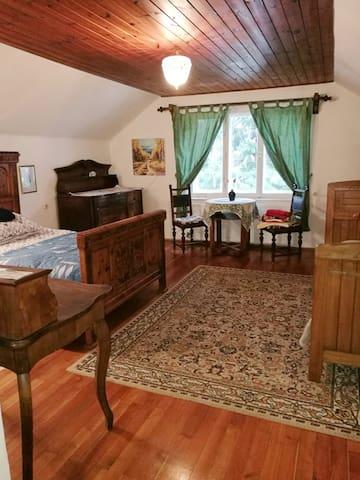 nostalgic Kuenburg / Villa