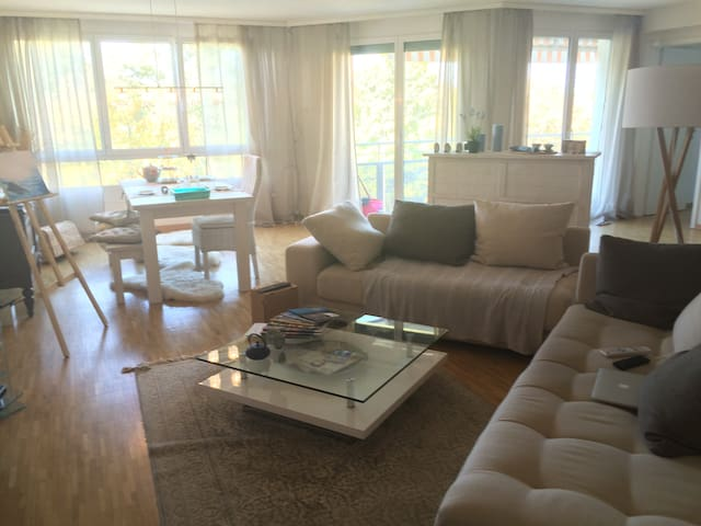 Spacious appartement in Lausanne