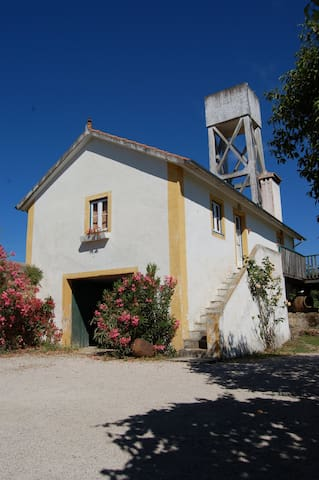 Cottage 'Casa de Caseiro' on the wine estate. - Nesperal